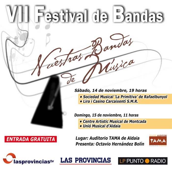 VII Festival Nuestras Bandas de Música