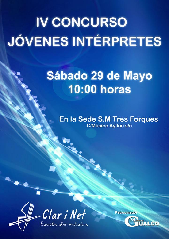 IV Concurso Jóvenes intérpretes Escola de Música 'Clar i Net'