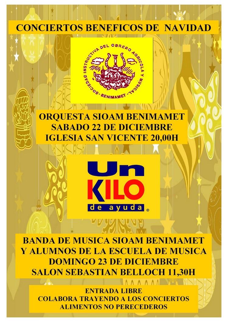 CARTEL CONCIERTOS DE NAVIDAD 2012-red