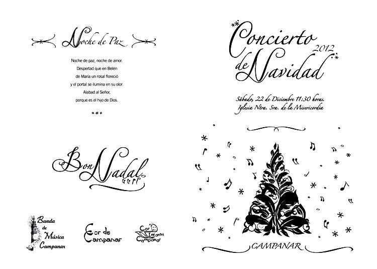 Navidad Programa 20120000