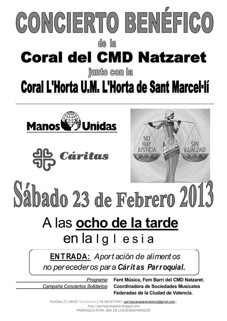 Cartel _R_ concierto coral0000