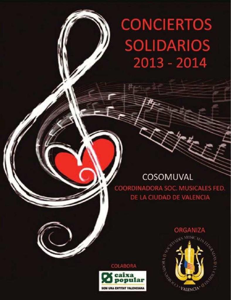 Logo CONCIERTOS SOLIDARIOS