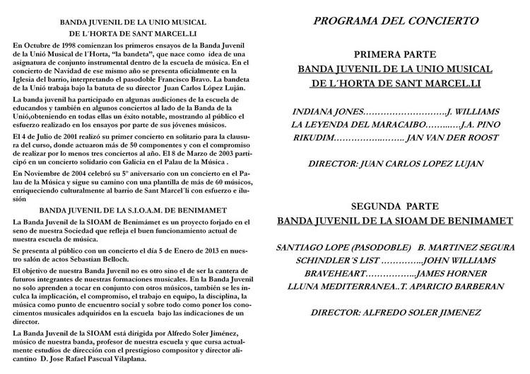 PROGRAMA JUVENILES 19-07-2013