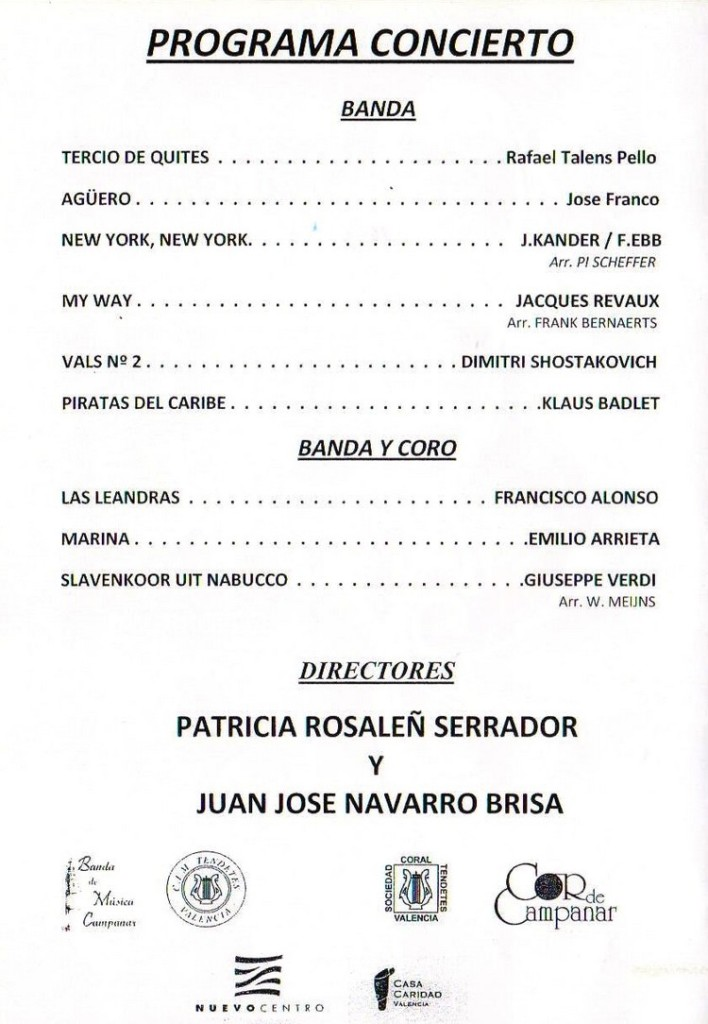 Concierto Solidario II
