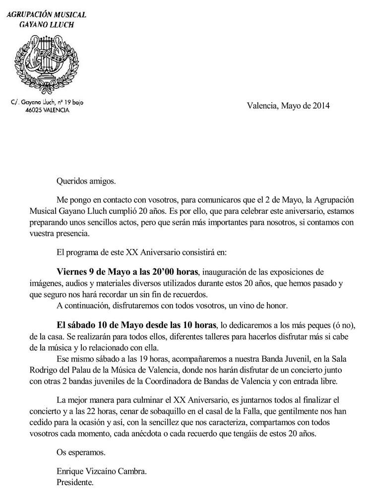 CARTA XX ANIVERSARIO WEB COSOMUVAL-20000