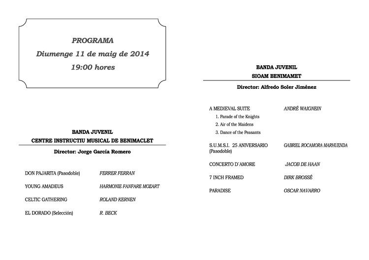 COSOMUVAL interior programa 11 mayo 2014