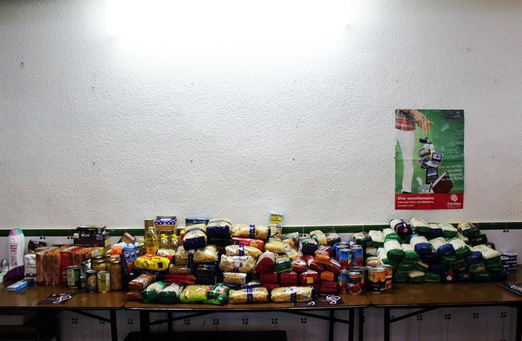 Alimentos Solidarios 2014