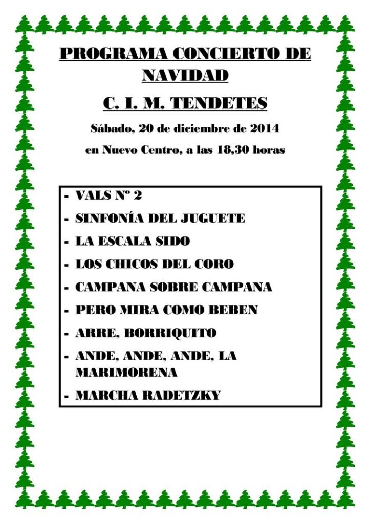 PROGRAMA CONCIERTO DE NAVIDAD 2014 N.CENTRO (1)0000