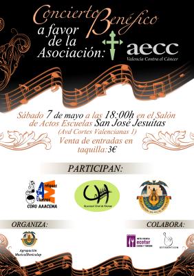 ConciertoBenefico_7mayo_Agrupacion_Musical_Benicalap
