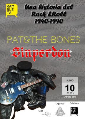 a poqueta nit historia rock roll sant marcelli la rambleta