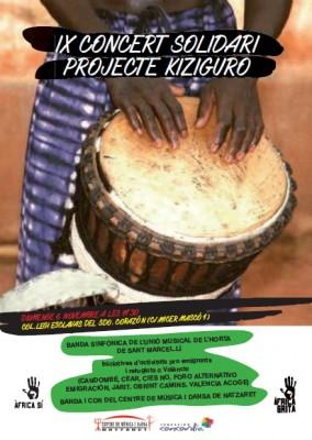 concert solidari africa sant marcelli cmd natzaret novembre 2016