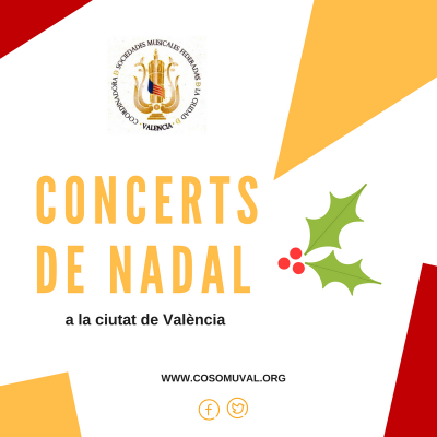 nadal cosomuval concerts musica societats musicals