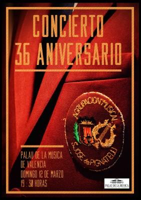 CartelPalauPignatelliCosomuval36aniversario