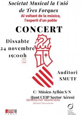 SMUTF 600 concerts. 24 nov