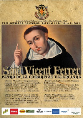 CARTEL SANT VICENT-001