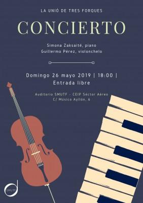 Concierto 26 mayo