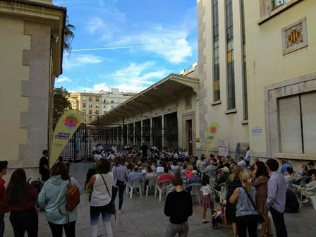 Banda de San José de Pignatelli enAbastos02